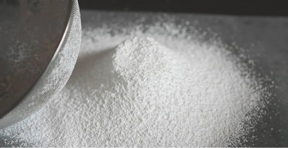 Resultado de imagem para Açúcar de confeiteiro